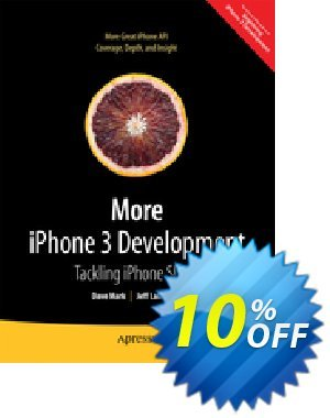 More iPhone 3 Development (Mark) discount coupon More iPhone 3 Development (Mark) Deal - More iPhone 3 Development (Mark) Exclusive Easter Sale offer for iVoicesoft