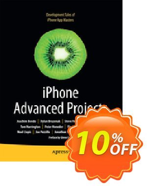 iPhone Advanced Projects (Mark) discount coupon iPhone Advanced Projects (Mark) Deal - iPhone Advanced Projects (Mark) Exclusive Easter Sale offer for iVoicesoft