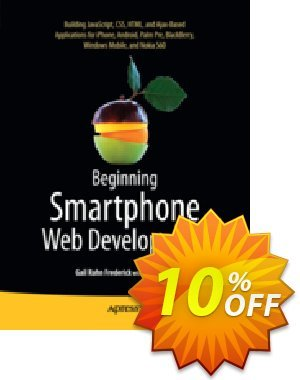 Beginning Smartphone Web Development (Frederick) discount coupon Beginning Smartphone Web Development (Frederick) Deal - Beginning Smartphone Web Development (Frederick) Exclusive Easter Sale offer for iVoicesoft