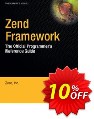 Zend Framework (Zend) discount coupon Zend Framework (Zend) Deal - Zend Framework (Zend) Exclusive Easter Sale offer for iVoicesoft
