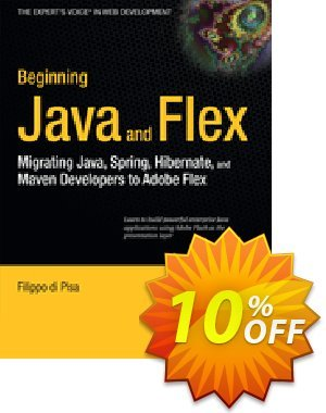 Beginning Java and Flex (di Pisa) 프로모션 코드 Beginning Java and Flex (di Pisa) Deal 프로모션: Beginning Java and Flex (di Pisa) Exclusive Easter Sale offer for iVoicesoft