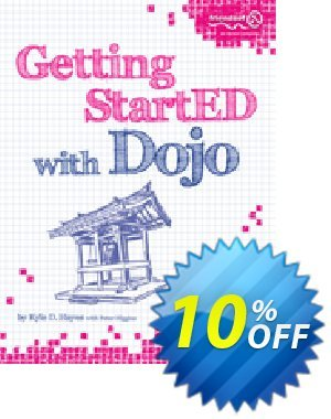 Getting StartED with Dojo (Hayes) 優惠券,折扣碼 Getting StartED with Dojo (Hayes) Deal,促銷代碼: Getting StartED with Dojo (Hayes) Exclusive Easter Sale offer for iVoicesoft