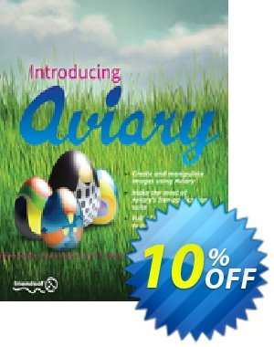 Introducing Aviary (Peutz) discount coupon Introducing Aviary (Peutz) Deal - Introducing Aviary (Peutz) Exclusive Easter Sale offer for iVoicesoft