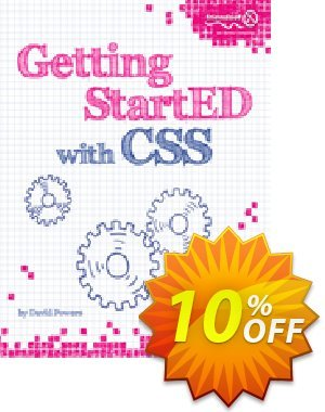 Getting StartED with CSS (Powers) 프로모션 코드 Getting StartED with CSS (Powers) Deal 프로모션: Getting StartED with CSS (Powers) Exclusive Easter Sale offer for iVoicesoft