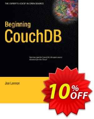Beginning CouchDB (Lennon) 優惠券,折扣碼 Beginning CouchDB (Lennon) Deal,促銷代碼: Beginning CouchDB (Lennon) Exclusive Easter Sale offer for iVoicesoft