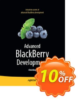Advanced BlackBerry Development (King) discount coupon Advanced BlackBerry Development (King) Deal - Advanced BlackBerry Development (King) Exclusive Easter Sale offer for iVoicesoft