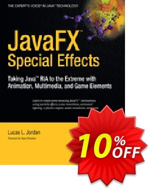 JavaFX Special Effects (Jordan) 優惠券,折扣碼 JavaFX Special Effects (Jordan) Deal,促銷代碼: JavaFX Special Effects (Jordan) Exclusive Easter Sale offer for iVoicesoft