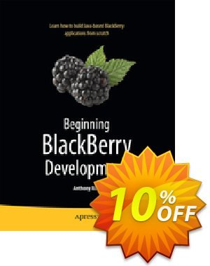 Beginning BlackBerry Development (Rizk) discount coupon Beginning BlackBerry Development (Rizk) Deal - Beginning BlackBerry Development (Rizk) Exclusive Easter Sale offer for iVoicesoft