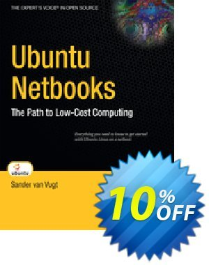 Ubuntu Netbooks (van Vugt) discount coupon Ubuntu Netbooks (van Vugt) Deal - Ubuntu Netbooks (van Vugt) Exclusive Easter Sale offer for iVoicesoft