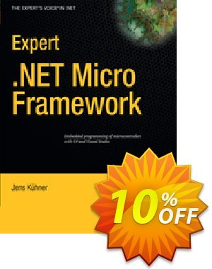 Expert .NET Micro Framework (Khner) discount coupon Expert .NET Micro Framework (Khner) Deal - Expert .NET Micro Framework (Khner) Exclusive Easter Sale offer for iVoicesoft