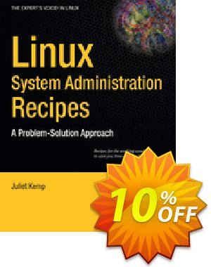 Linux System Administration Recipes (Kemp) discount coupon Linux System Administration Recipes (Kemp) Deal - Linux System Administration Recipes (Kemp) Exclusive Easter Sale offer for iVoicesoft