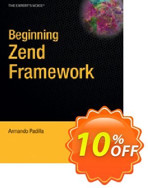 Beginning Zend Framework (Padilla) discount coupon Beginning Zend Framework (Padilla) Deal - Beginning Zend Framework (Padilla) Exclusive Easter Sale offer for iVoicesoft