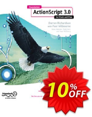 Foundation ActionScript 3.0 for Flash and Flex (Richardson) discount coupon Foundation ActionScript 3.0 for Flash and Flex (Richardson) Deal - Foundation ActionScript 3.0 for Flash and Flex (Richardson) Exclusive Easter Sale offer for iVoicesoft
