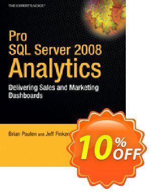 Pro SQL Server 2008 Analytics (Paulen) discount coupon Pro SQL Server 2008 Analytics (Paulen) Deal - Pro SQL Server 2008 Analytics (Paulen) Exclusive Easter Sale offer for iVoicesoft