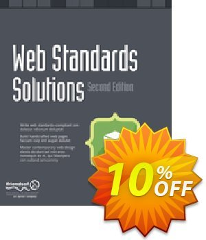Web Standards Solutions (Cederholm) discount coupon Web Standards Solutions (Cederholm) Deal - Web Standards Solutions (Cederholm) Exclusive Easter Sale offer for iVoicesoft