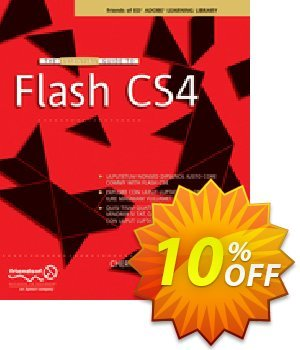 The Essential Guide to Flash CS4 (Kerr) 프로모션 코드 The Essential Guide to Flash CS4 (Kerr) Deal 프로모션: The Essential Guide to Flash CS4 (Kerr) Exclusive Easter Sale offer for iVoicesoft