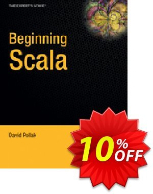 Beginning Scala (Pollak) 프로모션 코드 Beginning Scala (Pollak) Deal 프로모션: Beginning Scala (Pollak) Exclusive Easter Sale offer for iVoicesoft