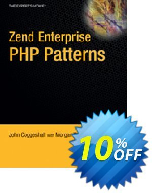 Zend Enterprise PHP Patterns (Coggeshall) discount coupon Zend Enterprise PHP Patterns (Coggeshall) Deal - Zend Enterprise PHP Patterns (Coggeshall) Exclusive Easter Sale offer for iVoicesoft