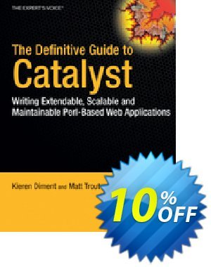 The Definitive Guide to Catalyst (Diment) discount coupon The Definitive Guide to Catalyst (Diment) Deal - The Definitive Guide to Catalyst (Diment) Exclusive Easter Sale offer for iVoicesoft