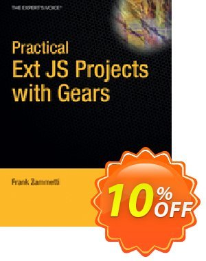 Practical Ext JS Projects with Gears (Zammetti) 優惠券,折扣碼 Practical Ext JS Projects with Gears (Zammetti) Deal,促銷代碼: Practical Ext JS Projects with Gears (Zammetti) Exclusive Easter Sale offer for iVoicesoft