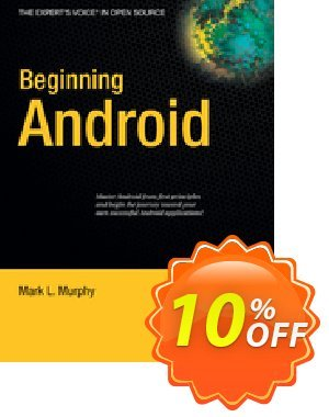 Beginning Android (Murphy) discount coupon Beginning Android (Murphy) Deal - Beginning Android (Murphy) Exclusive Easter Sale offer for iVoicesoft