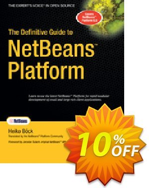The Definitive Guide to NetBeans Platform (Boeck) discount coupon The Definitive Guide to NetBeans Platform (Boeck) Deal - The Definitive Guide to NetBeans Platform (Boeck) Exclusive Easter Sale offer for iVoicesoft