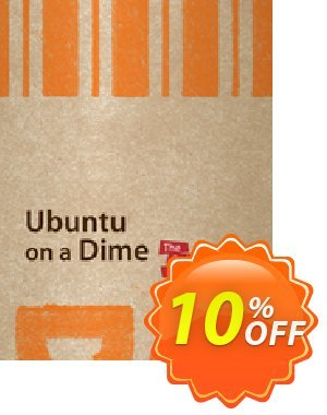 Ubuntu on a Dime (Floyd Kelly) discount coupon Ubuntu on a Dime (Floyd Kelly) Deal - Ubuntu on a Dime (Floyd Kelly) Exclusive Easter Sale offer for iVoicesoft