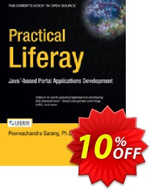 Practical Liferay (Sarang) discount coupon Practical Liferay (Sarang) Deal - Practical Liferay (Sarang) Exclusive Easter Sale offer for iVoicesoft