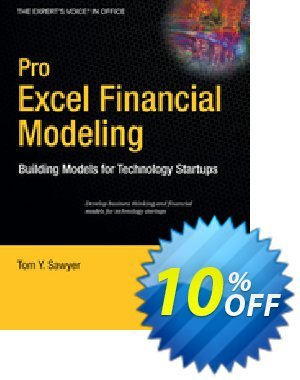 Pro Excel Financial Modeling (Sawyer) discount coupon Pro Excel Financial Modeling (Sawyer) Deal - Pro Excel Financial Modeling (Sawyer) Exclusive Easter Sale offer for iVoicesoft