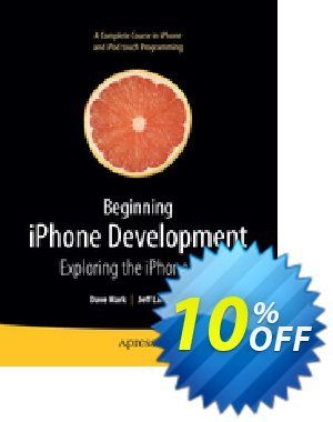 Beginning iPhone Development (LaMarche) 프로모션 코드 Beginning iPhone Development (LaMarche) Deal 프로모션: Beginning iPhone Development (LaMarche) Exclusive Easter Sale offer for iVoicesoft