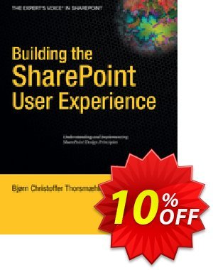Building the SharePoint User Experience (Furuknap) discount coupon Building the SharePoint User Experience (Furuknap) Deal - Building the SharePoint User Experience (Furuknap) Exclusive Easter Sale offer for iVoicesoft