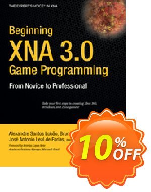 Beginning XNA 3.0 Game Programming (Evangelista) 프로모션 코드 Beginning XNA 3.0 Game Programming (Evangelista) Deal 프로모션: Beginning XNA 3.0 Game Programming (Evangelista) Exclusive Easter Sale offer for iVoicesoft