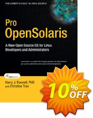 Pro OpenSolaris (Foxwell) discount coupon Pro OpenSolaris (Foxwell) Deal - Pro OpenSolaris (Foxwell) Exclusive Easter Sale offer for iVoicesoft