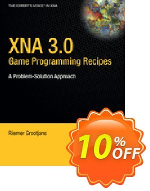 XNA 3.0 Game Programming Recipes (Grootjans) discount coupon XNA 3.0 Game Programming Recipes (Grootjans) Deal - XNA 3.0 Game Programming Recipes (Grootjans) Exclusive Easter Sale offer for iVoicesoft