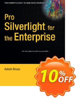 Pro Silverlight for the Enterprise (Ghoda) 優惠券,折扣碼 Pro Silverlight for the Enterprise (Ghoda) Deal,促銷代碼: Pro Silverlight for the Enterprise (Ghoda) Exclusive Easter Sale offer for iVoicesoft