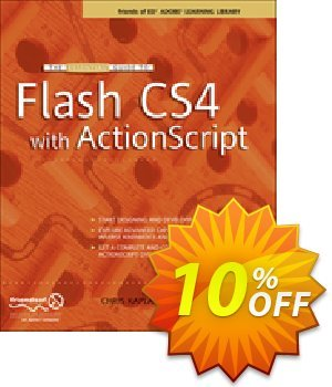 The Essential Guide to Flash CS4 with ActionScript (Kaplan) discount coupon The Essential Guide to Flash CS4 with ActionScript (Kaplan) Deal - The Essential Guide to Flash CS4 with ActionScript (Kaplan) Exclusive Easter Sale offer for iVoicesoft