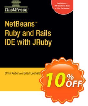NetBeans  Ruby and Rails IDE with JRuby (Kutler) 프로모션 코드 NetBeans  Ruby and Rails IDE with JRuby (Kutler) Deal 프로모션: NetBeans  Ruby and Rails IDE with JRuby (Kutler) Exclusive Easter Sale offer for iVoicesoft