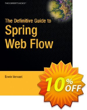 The Definitive Guide to Spring Web Flow (Vervaet) discount coupon The Definitive Guide to Spring Web Flow (Vervaet) Deal - The Definitive Guide to Spring Web Flow (Vervaet) Exclusive Easter Sale offer for iVoicesoft