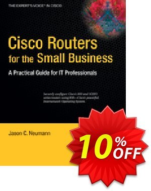 Cisco Routers for the Small Business (Neumann) discount coupon Cisco Routers for the Small Business (Neumann) Deal - Cisco Routers for the Small Business (Neumann) Exclusive Easter Sale offer for iVoicesoft
