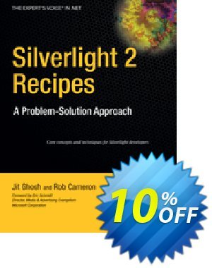 Silverlight 2 Recipes (Ghosh) 優惠券,折扣碼 Silverlight 2 Recipes (Ghosh) Deal,促銷代碼: Silverlight 2 Recipes (Ghosh) Exclusive Easter Sale offer for iVoicesoft
