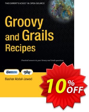 Groovy and Grails Recipes (Jawad) discount coupon Groovy and Grails Recipes (Jawad) Deal - Groovy and Grails Recipes (Jawad) Exclusive Easter Sale offer for iVoicesoft
