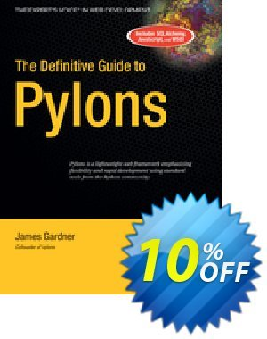 The Definitive Guide to Pylons (Gardner) discount coupon The Definitive Guide to Pylons (Gardner) Deal - The Definitive Guide to Pylons (Gardner) Exclusive Easter Sale offer for iVoicesoft