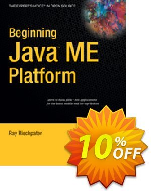 Beginning Java  ME Platform (Rischpater) discount coupon Beginning Java  ME Platform (Rischpater) Deal - Beginning Java  ME Platform (Rischpater) Exclusive Easter Sale offer for iVoicesoft