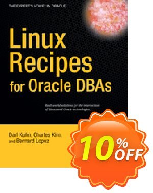 Linux Recipes for Oracle DBAs (Kuhn) 프로모션 코드 Linux Recipes for Oracle DBAs (Kuhn) Deal 프로모션: Linux Recipes for Oracle DBAs (Kuhn) Exclusive Easter Sale offer for iVoicesoft
