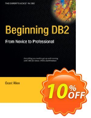 Beginning DB2 (Allen) discount coupon Beginning DB2 (Allen) Deal - Beginning DB2 (Allen) Exclusive Easter Sale offer for iVoicesoft