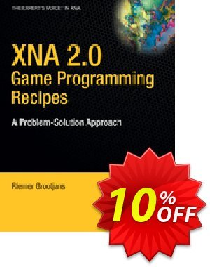 XNA 2.0 Game Programming Recipes (Grootjans) discount coupon XNA 2.0 Game Programming Recipes (Grootjans) Deal - XNA 2.0 Game Programming Recipes (Grootjans) Exclusive Easter Sale offer for iVoicesoft