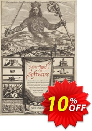 More Joel on Software (Spolsky) discount coupon More Joel on Software (Spolsky) Deal - More Joel on Software (Spolsky) Exclusive Easter Sale offer for iVoicesoft