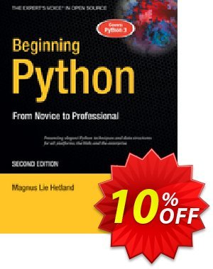 Beginning Python (Lie Hetland) discount coupon Beginning Python (Lie Hetland) Deal - Beginning Python (Lie Hetland) Exclusive Easter Sale offer for iVoicesoft
