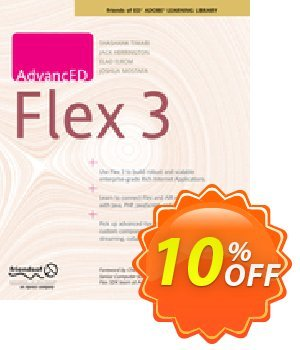 AdvancED Flex 3 (Tiwari) discount coupon AdvancED Flex 3 (Tiwari) Deal - AdvancED Flex 3 (Tiwari) Exclusive Easter Sale offer for iVoicesoft