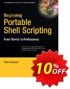 Beginning Portable Shell Scripting (Seebach) discount coupon Beginning Portable Shell Scripting (Seebach) Deal - Beginning Portable Shell Scripting (Seebach) Exclusive Easter Sale offer for iVoicesoft